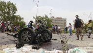 यमन में आर्मी कैंप पर हुए आत्मघाती हमले में 60 की मौत