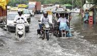 Delhi choked by heavy rains