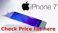 लॉन्च से पहले ही लीक हुईं एप्पल आईफोन7 और आईफोन7 प्लस की कीमतें
