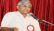 अमित शाह को काला झंडा दिखाने वाले गोवा आरएसएस के संगठन प्रमुख पर गाज