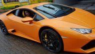 Twitter reacts to the irony of MLA wife ramming saffron Lamborghini into auto