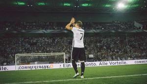 In Photos: Bastian Schweinsteiger's starry and teary night as he bids adieu to international football