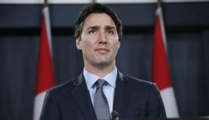 Justin Trudeau announces 1.1 bn Canadian dollars package for vaccine research, clinical trials, expanded testing