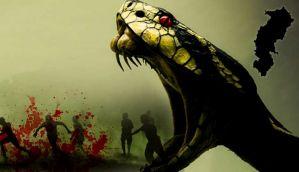 Chhattisgarh or Naglok? Snakebites kill 494 in last three months
