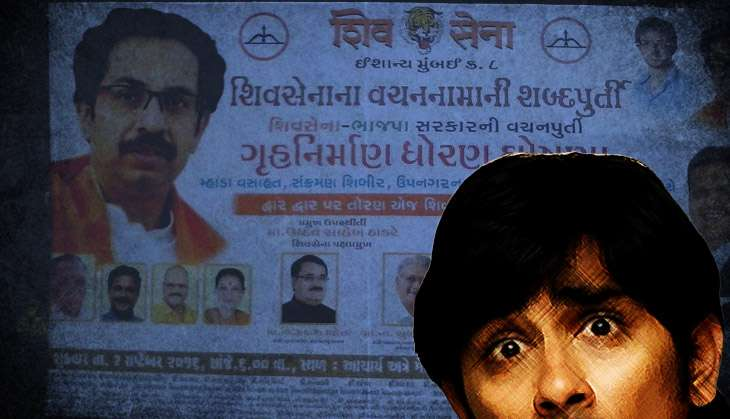 Shiv Sena tries to appease Mumbai's Gujaratis after decades of derision, draws flak