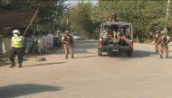 पेशावर: क्रिश्चियन कॉलोनी में आतंकी हमला, सभी 4 हमलावर मारे गए