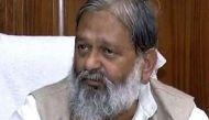 हरियाणा: विवादित मंत्री अनिल विज ने मीडिया को दी गाली, बताया 'बदबूदार कुत्ता'