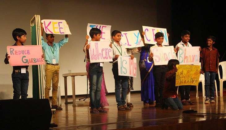 Dramebaaz - bringing theatre into the lives of underprivileged children