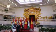 भारत-वियतनाम के बीच 12 समझौतों पर मुहर, पीएम मोदी ने हो ची मिन्ह को दी श्रद्धांजलि