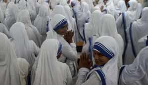 Kolkata turns 'City of Joy' as Mother Teresa officially becomes a saint