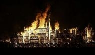 In photos: A recreation of the Great Fire of London from 1666