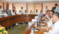 'कश्मीर पर देश की सुरक्षा और संप्रभुता से नहीं करेंगे कोई समझौैता'