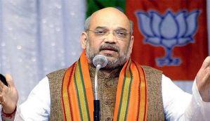 Amit Shah spooked by 'Hardik' swagat in Surat as Patidars ambush rally