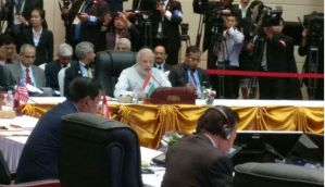 Terrorism is a common security threat: PM Modi at ASEAN