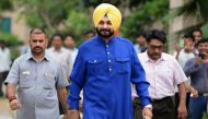 Navjot Sidhu launches Awaaz-e-Punjab, breaks into a Siddhuism-filled rant