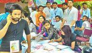 डीयू में छात्रसंघ चुनाव की वोटिंग जारी,  17 उम्मीदवार, 117 बूथ और 1.23 लाख मतदाता