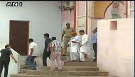 बाबरी ध्वंस के बाद गांधी परिवार का पहला अयोध्या दौरा, राहुल पहुंचे हनुमानगढ़ी