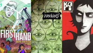 These 7 graphic novels perfectly capture the essence of India