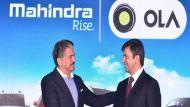 महिंद्रा और ओला के बीच समझौता, 40 हजार ड्राइवरों को सशक्त बनाने का लक्ष्य