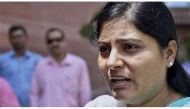Over 150 people booked for misbehaving with minister Anupriya Patel and Apna Dal workers