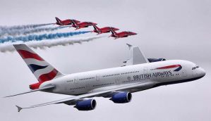 What's better than a free British Airways upgrade? Great music gigs in the UK!