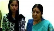 सुषमा स्वराज की मदद से पाकिस्तान की मधु दिल्ली में पढ़ेगी