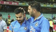 Biggest kanjoos in Team India! Virat Kohli gets a new title by Yuvraj Singh
