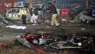 पाकिस्तान: ईद की नमाज के वक्त शिया मस्जिद के बाहर आत्मघाती धमाका, 10 घायल