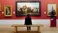 Finding momentary pleasure: how viewing art can help people with dementia