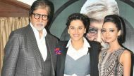 Pink: Why is Amitabh Bachchan praising Taapsee, Andrea, Kriti and Angad so much?