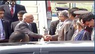 अफगानिस्तान के राष्ट्रपति अशरफ गनी दो दिवसीय दौरे पर नई दिल्ली पहुंचे