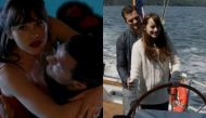 James Dornan and Dakota Johnson's Fifty Shades Darker drops its first NSFW trailer