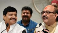 Is Amar Singh about to take the fall for the Mulayam family feud?