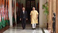 Ashraf Ghani & Modi talk terror, Pakistan, Chabahar, defence pacts