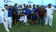 गौतम गंभीर की कप्तानी में इंडिया ब्लू ने जीता दलीप ट्रॉफी का खिताब