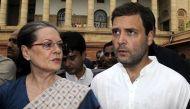 Congress president Sonia Gandhi wants to return to non-polluted Goa: Rahul Gandhi