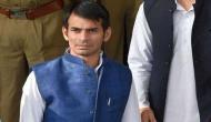 RJD नेता का लालू के बेटे तेज प्रताप पर मारपीट और गाली देने का आरोप
