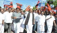 कावेरी जल विवाद: तमिलनाडु में बंद के दौरान कई नेता गिरफ्तार