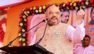 अमित शाह: राहुल के नाना नेहरू ने अंबेडकर को संसद में प्रवेश करने से रोका