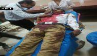 महाराष्ट्र: नागपुर में ड्यूटी के दौरान पुलिस वाले पर जानलेवा हमला