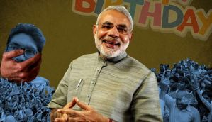Happy birthday PM Modi! Let's celebrate by detaining Dalit and Patel leaders