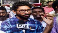 पीएम मोदी के जन्मदिन पर गुजरात दौरे से पहले दलित कार्यकर्ता जिग्नेश मेवानी गिरफ्तार