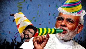 Gujarat's birthday gift to Narendra Modi: arrest of Dalit, Patidar activists