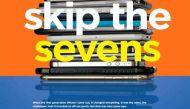 SkiptheSevens: Lenovo mocks Apple iPhone 7 in a sarcastic ad for Moto Z