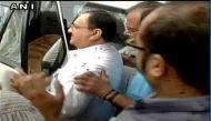भोपाल एम्स के छात्रों ने स्वास्थ्य मंत्री जेपी नड्डा पर फेंकी स्याही