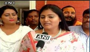 Anupriya Patel disappointed over UP Assembly ruckus