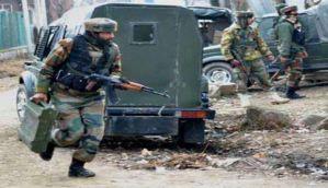 जम्मू-कश्मीर: अल-बद्र का आतंकी मुजफ्फर अहमद एनकाउंटर में ढेर
