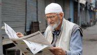 जम्मू-कश्मीर सरकार ने कुछ अखबारों के विज्ञापन रोके