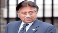 BJP tears into Pervez Musharraf for backing terror outfits
