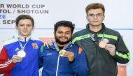 जूनियर वर्ल्ड कप शूटिंग में भारत ने जीते तीन गोल्ड, पदक तालिका में टॉप पर